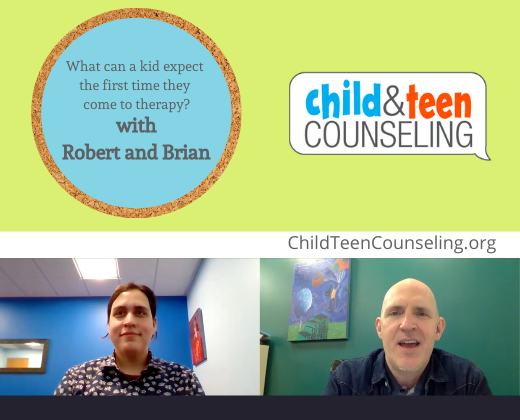 child & teen counseling therapycast